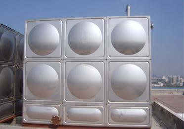 不锈钢水箱——呼市不锈钢容器
