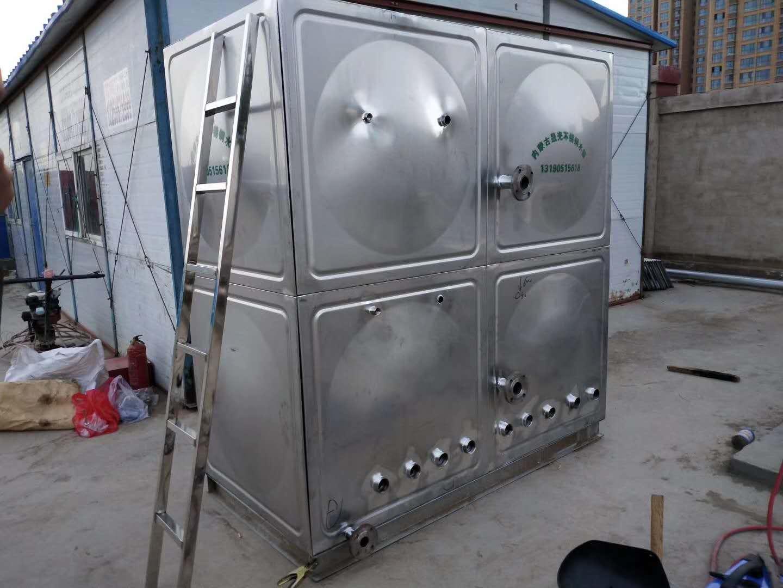 内蒙古晟光不锈钢水箱