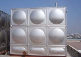 内蒙古不锈钢水箱——不锈钢容器