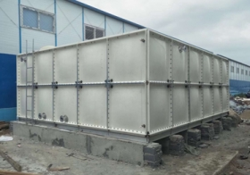 内蒙古玻璃钢水箱——不锈钢容器