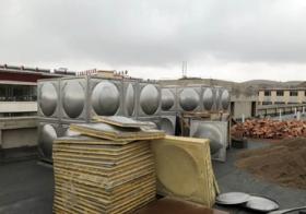 鄂尔多斯不锈钢保温——玻璃钢水箱