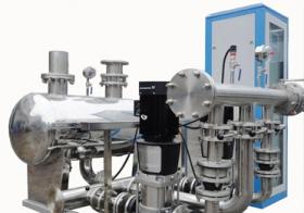 内蒙古供水设备——不锈钢水箱