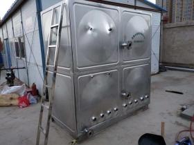 鄂尔多斯晟光不锈钢水箱