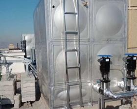2台10立方水箱组合