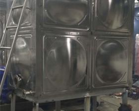 4立方保温水箱
